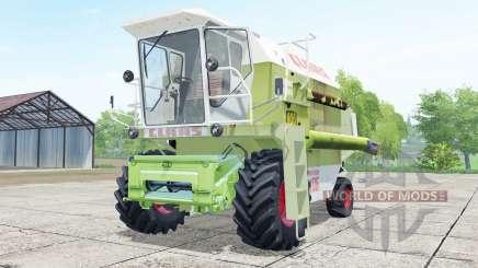 Claas Dominatoᶉ 106 для Farming Simulator 2017