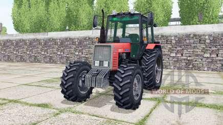 ӍТЗ 820 Беларус для Farming Simulator 2017