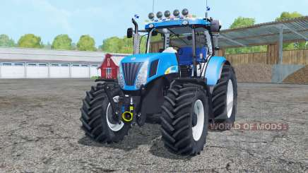 New Holland T7050 2007 для Farming Simulator 2015