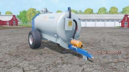 Galucho CG 6000 для Farming Simulator 2015