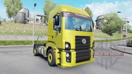 Volkswagen Constellation tractor 19-320 для Euro Truck Simulator 2