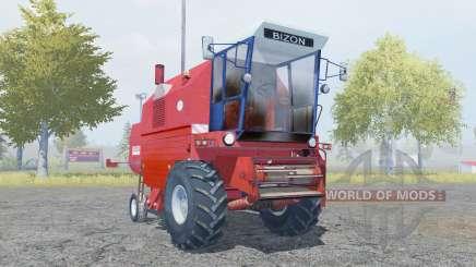 Bizon Z056 для Farming Simulator 2013