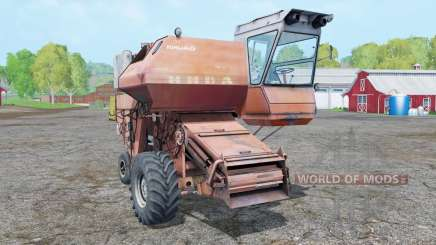 СК-5 Ңива для Farming Simulator 2015