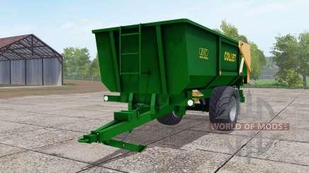 ZDT NⱾ 8 для Farming Simulator 2017