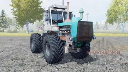 Т-150К анимированные двери для Farming Simulator 2013