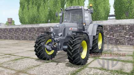 Fendt 818 Vario TMS gray для Farming Simulator 2017