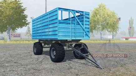 Conow HW 80 blue для Farming Simulator 2013