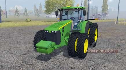 John Deere 8345R для Farming Simulator 2013