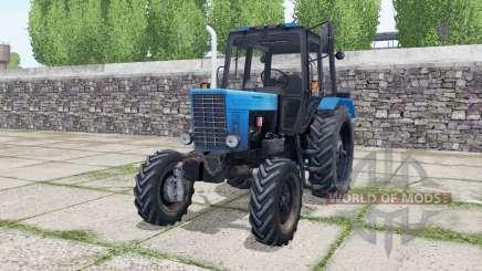 МТЗ 82 Беларус интерактивное управление для Farming Simulator 2017