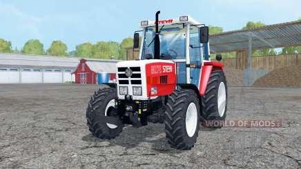 Steyr 8070A 1992 для Farming Simulator 2015