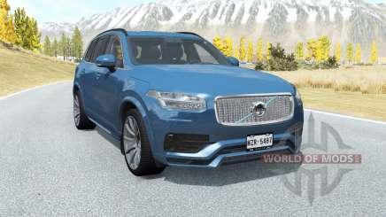 Volvo XC90 T8 R-Design 2016 для BeamNG Drive
