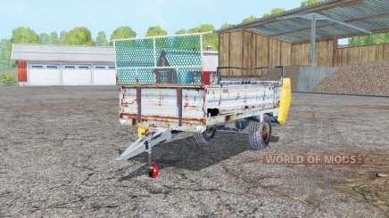 Warfama N-227 для Farming Simulator 2015