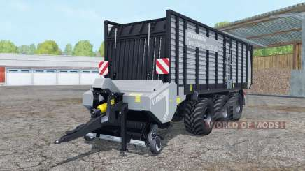 Strautmann Tera-Vitesse CFS 5201 DO black для Farming Simulator 2015