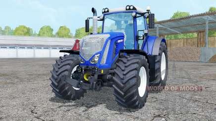 Fendt 927 Vario blue для Farming Simulator 2015