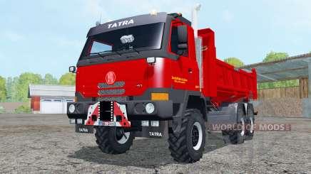 Tatra T815-280 S25 TerrNo1 для Farming Simulator 2015