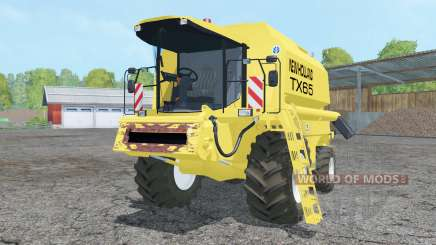 New Hollanɗ TX65 для Farming Simulator 2015