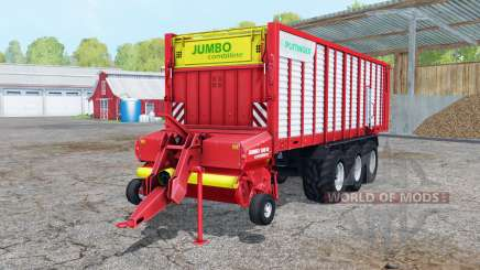 Pottinger Jumbo 10010 Combiline для Farming Simulator 2015