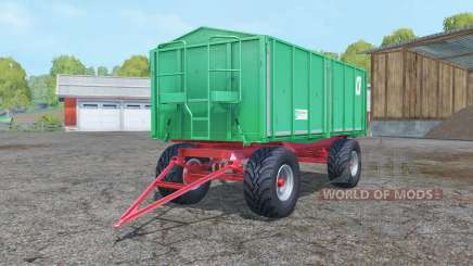 Kroger HKƊ 302 multifruit для Farming Simulator 2015