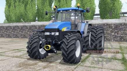 New Holland TM175 new beacon lights для Farming Simulator 2017