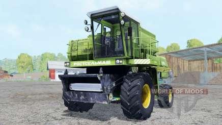 Дон-1500А с жаткой для Farming Simulator 2015