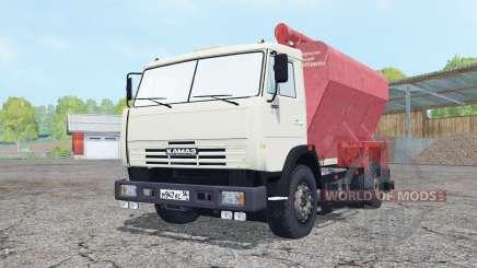 КамАЗ 43253 ЗСК для Farming Simulator 2015