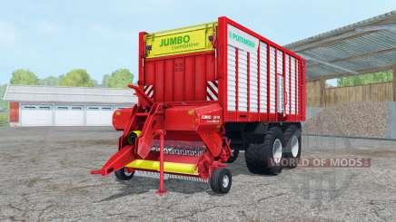 Pottinger Jumbo 6010 Combiline для Farming Simulator 2015