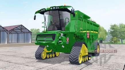 John Deere S680i crawler modules для Farming Simulator 2017