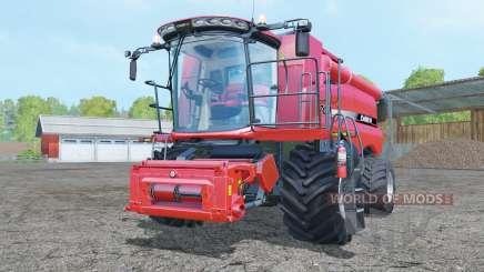 Case IH Axial-Flow 7130 increased steering angle для Farming Simulator 2015