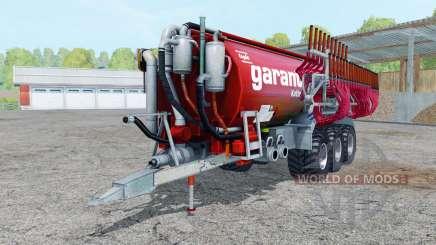 Kotte Garant Profi VTR 25.000 для Farming Simulator 2015