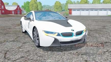 BMW i8 (I12) для Farming Simulator 2015