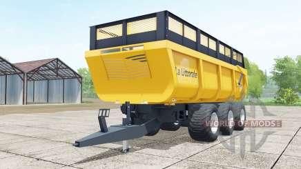 La Littorale Ƈ 390 для Farming Simulator 2017