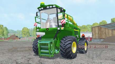 John Deeᶉe 7950i для Farming Simulator 2015