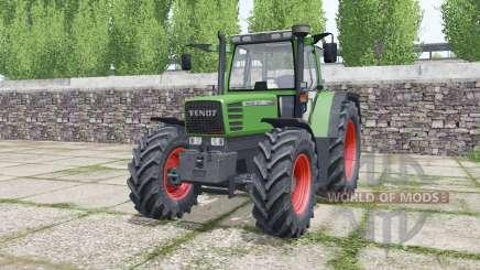 Fendt Favorit 511C Turbomatik animated element для Farming Simulator 2017