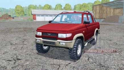 УАЗ 2362 для Farming Simulator 2015