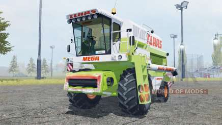 Claas Dominator 204 Mega для Farming Simulator 2013