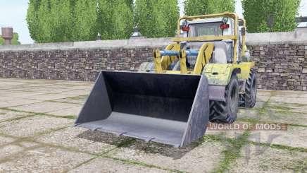 ТО-25 для Farming Simulator 2017