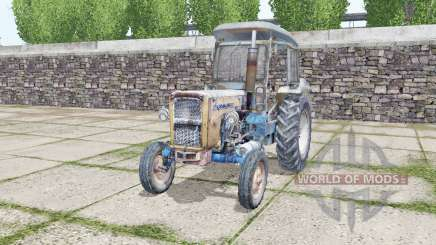 Uᶉsus C-360 для Farming Simulator 2017
