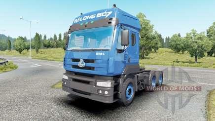 Chenglong Balong 507 для Euro Truck Simulator 2