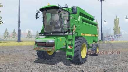 John Deere 2058 v2.0 для Farming Simulator 2013