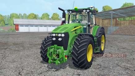 John Deere 7930 front loadeᶉ для Farming Simulator 2015