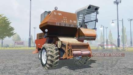 СК-5М-1 Hива для Farming Simulator 2013