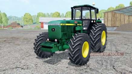 John Deeᶉe 4755 для Farming Simulator 2015