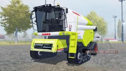 Claas Tucano 480 TerraTrac для Farming Simulator 2013