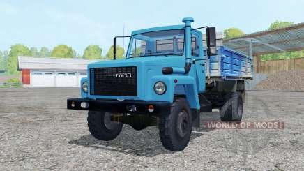 ГАЗ 33086 Земляк для Farming Simulator 2015
