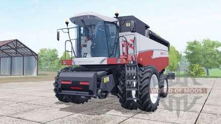 Acros 595 Plus с выбором конфигураций для Farming Simulator 2017