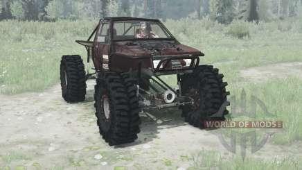 Toyota Hilux TTC для MudRunner