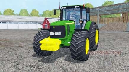 John Deere 6920Ȿ для Farming Simulator 2015