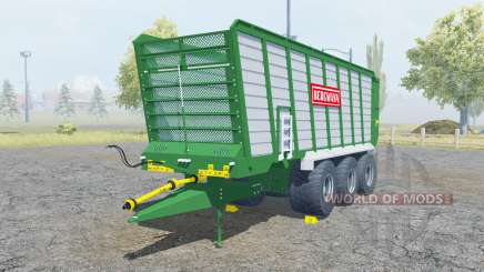 Ɓergmann HTW 65 для Farming Simulator 2013