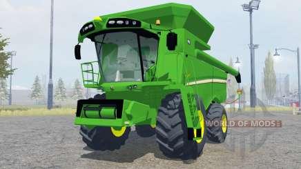 John Deere S680 для Farming Simulator 2013
