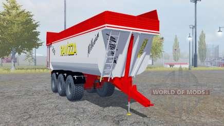 Ravizza Millenium 200 для Farming Simulator 2013